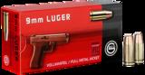 Geco 9mm Luger 154grn Subsonic (50 stuks)_
