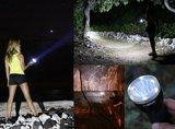 PLX Luxor 2 Autofocus LED Zaklamp 850Lum_