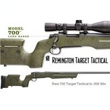 Remington 700 Tactical Target .308Win *VERKOCHT*_