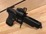Glock 34 Gen4 Racegun 9x19mm *VERKOCHT*_
