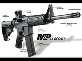 Smith & Wesson M&P15 Sport II  5.56x45mm_