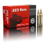 Geco Target 55gr .223 Rem (50 stuks)