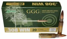 GGG Sierra Match King HPBT 180grn .308Win (20 stuks)