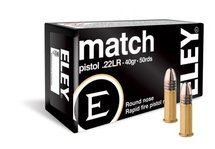 Eley Match Pistol .22LR (50)