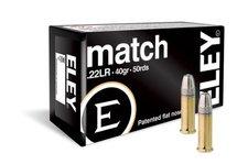 Eley Match .22LR (50)
