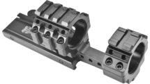 UTG Pro QD 1-delige 30mm Offset Kijkermontage Picatinny