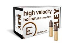 Eley  .22LR HV Hollow Point (50)