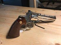 Gebruikte Colt Python Nickel/Verchroomd *VERKOCHT*