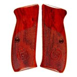 Dunne Cocobolo Grips CZ 75 / 85