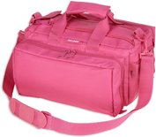 Bulldog Roze Rangebag