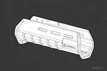 Magpul M-LOK Voorgrip Remington 870