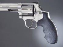 Hogue Rubber Fullsize Grip S&W K/L Frame Revolver