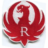 Patch Ruger Rood