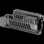 Picatinny Accessoire Rail Systeem CZ VZ 58 Polymeer