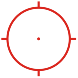 EOTech XPS3-0 Red Dot FDE