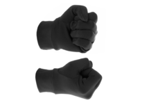 Claw Gear Schiethandschoenen zwart