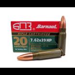 Barnaul 7,62x39 FMJ 123gr (20 stuks)