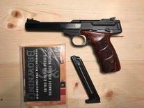 Browning Buckmark Plus Rosewood .22LR  *GEBRUIKT*