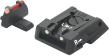 LPA Fiber-Optic Keep & Korrel Kit Smith & Wesson M&P