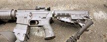 CAA G16 Pistoolgreep Zwart voor AR15