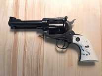 Ruger Blackhawk Single Action  .357Magnum  *VERKOCHT*