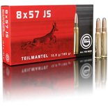 Geco Target 185gr 8x57 JS SP (50 stuks)
