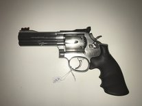 Smith & Wesson 686 .357Magnum   *VERKOCHT*