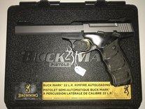 Browning Buckmark Plus SS Black Lam UDX  *VERKOCHT*