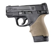 Hogue Grip Beavertail Sleeve S&W M&P Shield, Ruger LC9/EC9 FDE