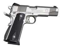Hogue Magwellgrip + Mainspringhousing G10 Piranha Colt 1911