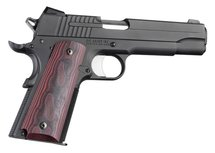 Hogue G10 Mascus Rode Lava Grip Colt 1911