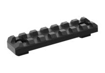 Aluminium M-Lok Picatinny Rail 7-Slot