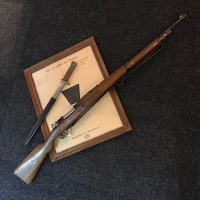 MAUSER Mod.1935 Brazilian 7x57mm  *GEBRUIKT*