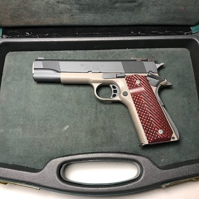 Custom Springfield 1911 A1 9x19mm