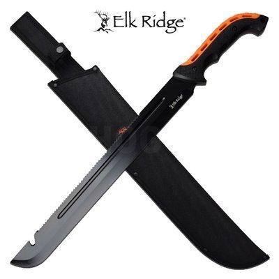 Elk Ridge Carbonsteel Machete