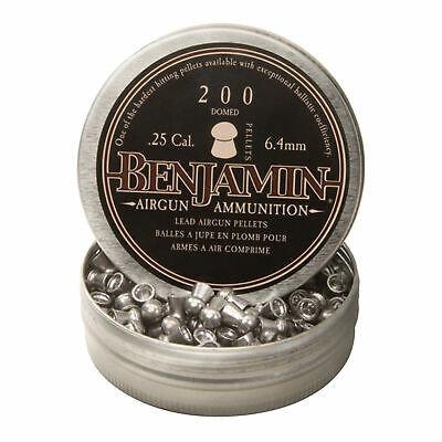 Benjamin Hunting Luchtbukskogels 6,4mm