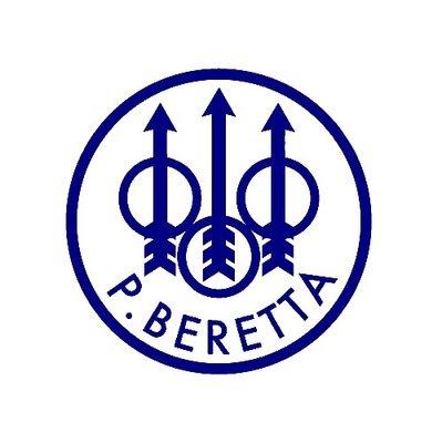 Sticker Beretta Rond