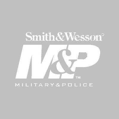 Sticker Smith & Wesson M&P