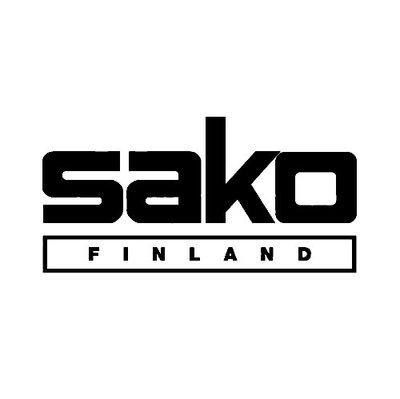 Sticker Sako Finland