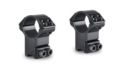 Hawke Match 25mm 2-delige Kijkermontage Dovetail 9-11mm