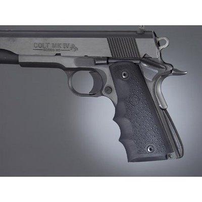 Hogue Rubber Grip Colt 1911
