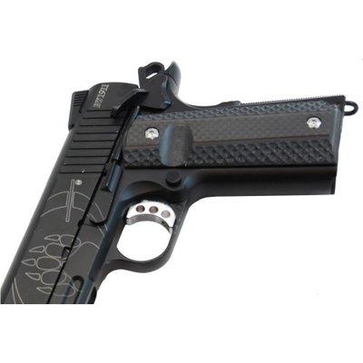 DAA G10 Grips Colt 1911 Carbon