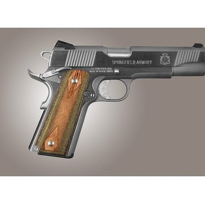 Hogue Laminaat Camo Grips Colt 1911 Government