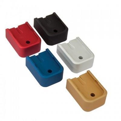 Glock Heavy Aluminium Basepad 10mm / .40S&W