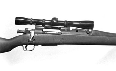 S&K Kijkermontage (25mm) Springfield 1903 A3
