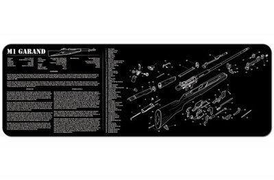 Onderleg Mat M1 Garand