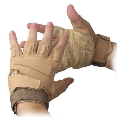 Tactical Handschoenen Desert