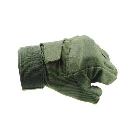 Tactical Handschoenen OD Groen