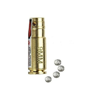 Laser Bore Sight 9mm