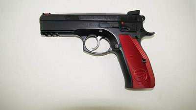 CZ Aluminium Grips CZ 75 / 85 / SP-01